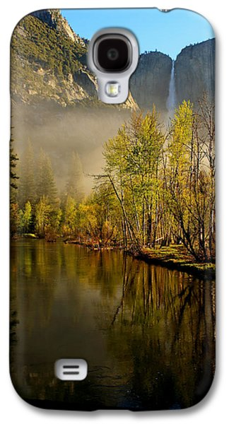 Vanishing Mist Galaxy S4 Case by Duncan Selby