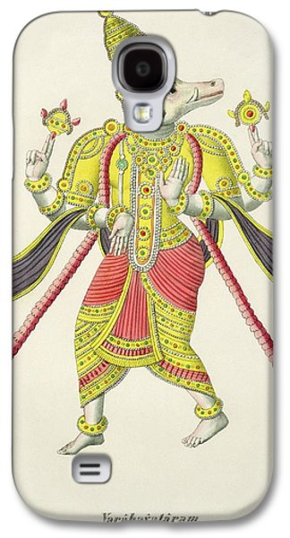 Varaha, Engraved By De Marlet Galaxy S4 Case