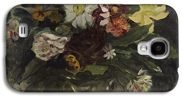 Vase Of Flowers, 1833 Galaxy S4 Case