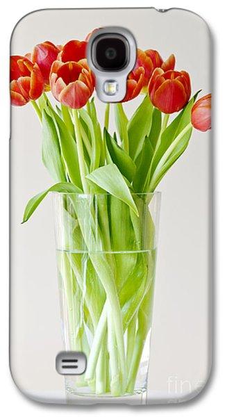 Vase Of Tulips Galaxy S4 Case