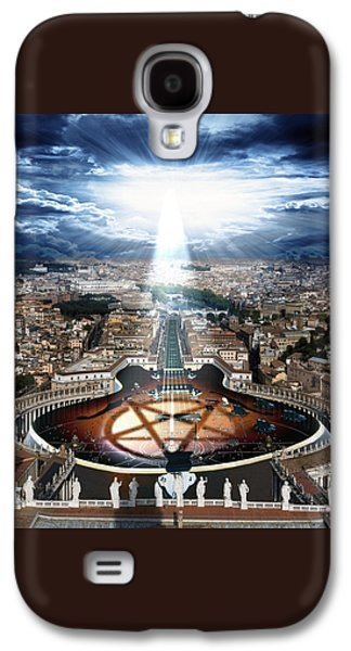 Vatican Rocking View Galaxy S4 Case by Marian Voicu