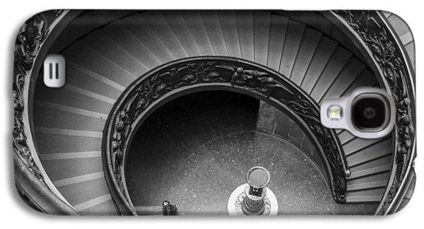 International Travel Galaxy S4 Case - Vatican Stairs by Adam Romanowicz