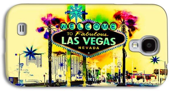 Vegas Weekends Galaxy S4 Case