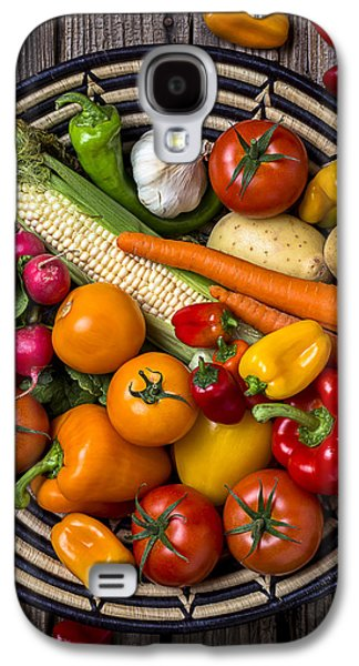 Vegetable Basket    Galaxy S4 Case by Garry Gay
