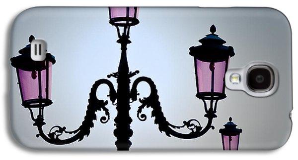 Venetian Lamps Galaxy S4 Case by Dave Bowman