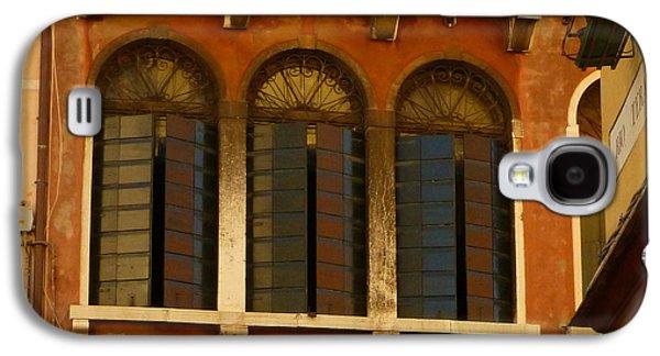 Venetian Shutters Galaxy S4 Case by Connie Handscomb