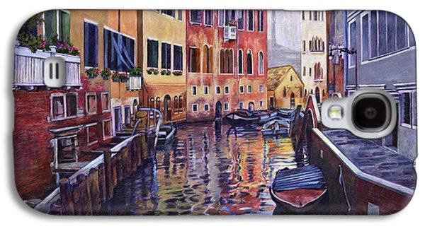 Venice Galaxy S4 Case by Douglas Simonson