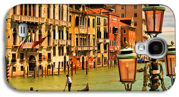 Venice Street Lamp Galaxy S4 Case