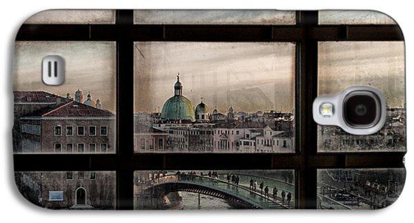 Venice Window Galaxy S4 Case