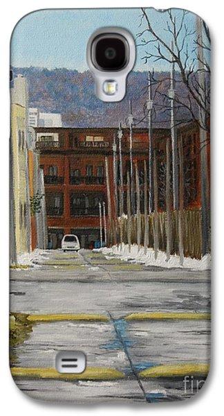 Verdun Lane Galaxy S4 Case by Reb Frost