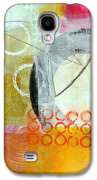 Vertical 4 Galaxy S4 Case by Jane Davies