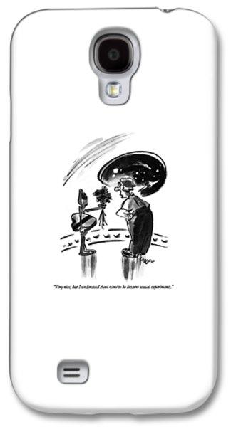 Very Nice, But I Understood Galaxy S4 Case