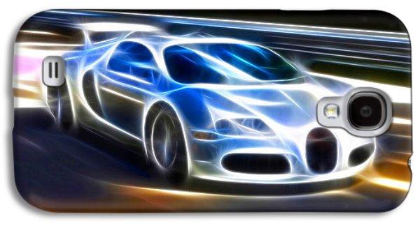 Veyron - Bugatti Galaxy S4 Case by Pamela Johnson