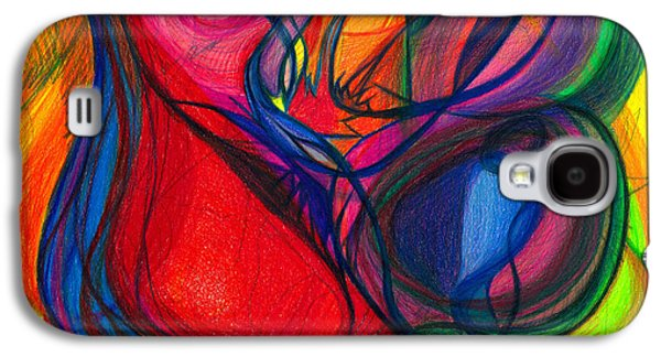 Vibrational Heart Healing - Sounds Of Radiant Joy, Purity Of Heart, Soul, Mind And Body Aligned Galaxy S4 Case