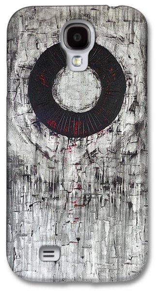Vicious Circle Galaxy S4 Case by Rob Van Heertum