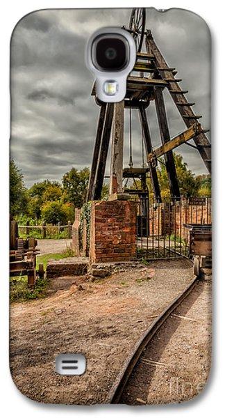 Victorian Mine Galaxy S4 Case by Adrian Evans