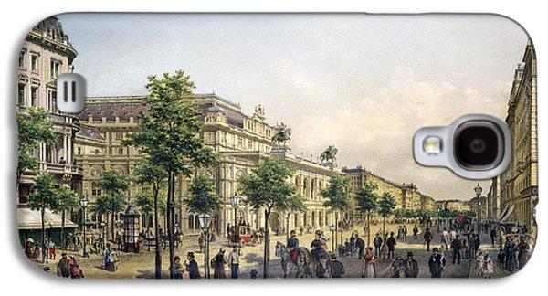 Vienna Opera, 1880s Galaxy S4 Case by Granger