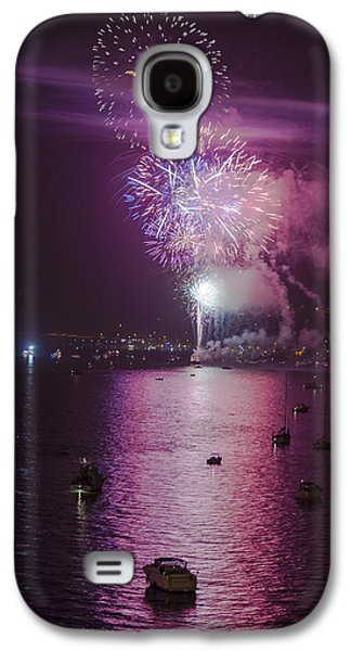 View From The Deck Galaxy S4 Case by Scott Campbell