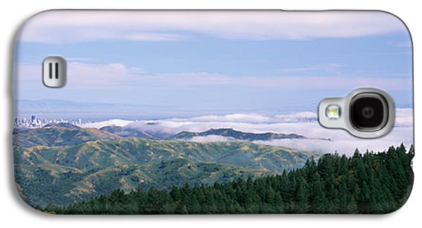 View Of San Francisco From Mt Galaxy S4 Case by Panoramic Images