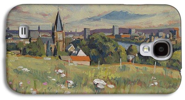 View On Maastricht Galaxy S4 Case by Nop Briex