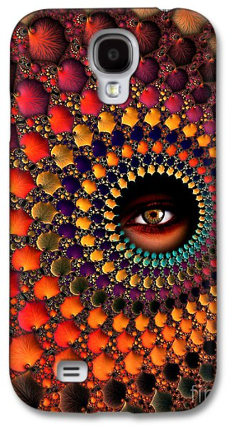 View Galaxy S4 Case by Jacky Gerritsen