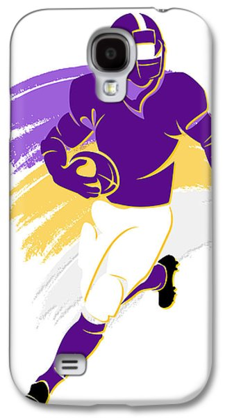 Vikings Shadow Player2 Galaxy S4 Case