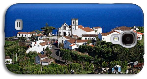 Village In Azores Islands Galaxy S4 Case