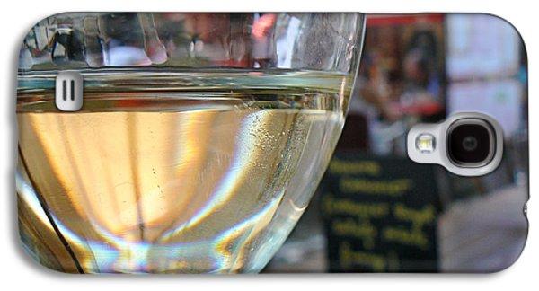 Vin Blanc Galaxy S4 Case