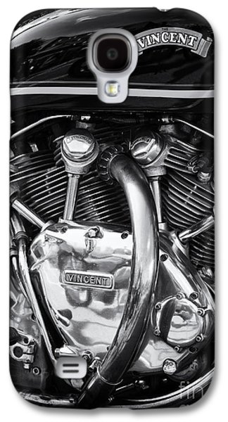 Vincent Engine Galaxy S4 Case