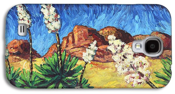 Vincent In Arizona Galaxy S4 Case by James W Johnson