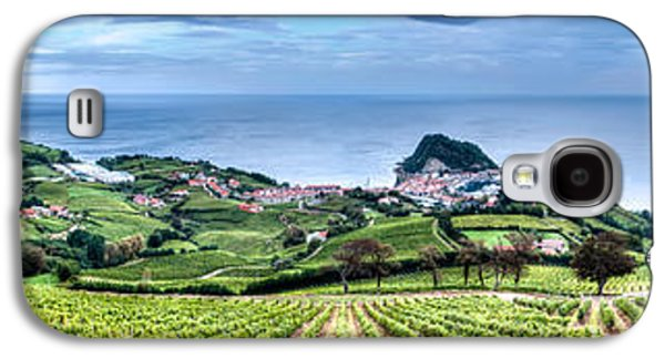 Vineyards By The Sea Galaxy S4 Case