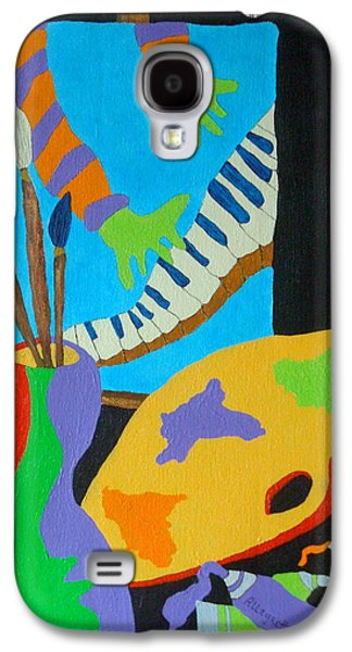 Vinny And The Van Goes Four Galaxy S4 Case