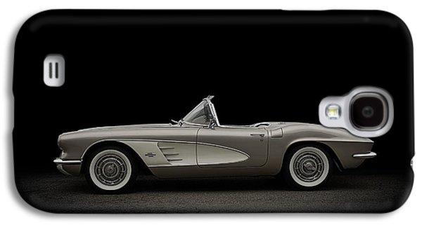 Vintage Champagne Galaxy S4 Case by Douglas Pittman