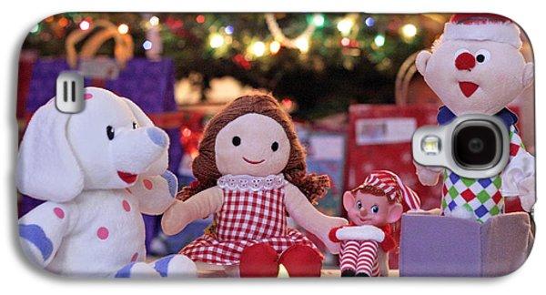 Vintage Christmas Elf Island Of Misfit Toys Galaxy S4 Case