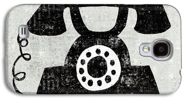 Vintage Desktop - Phone Galaxy S4 Case by Michael Mullan