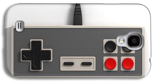 Vintage Gaming Galaxy S4 Case by Allan Swart