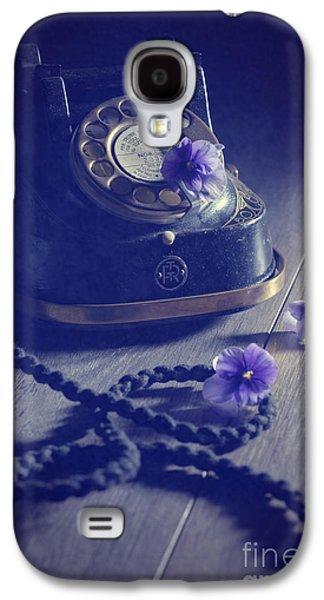Vintage Telephone Galaxy S4 Case