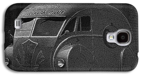 Vintage Truck Galaxy S4 Case