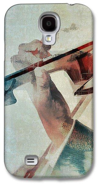 Violinist Galaxy S4 Case