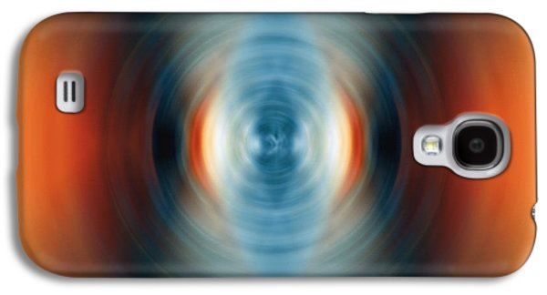 Vitality - Energy Abstract Art By Sharon Cummings Galaxy S4 Case