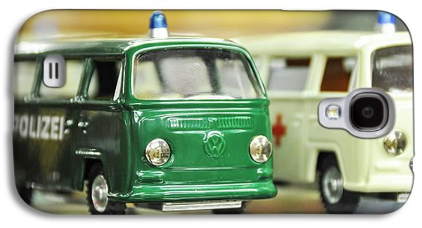 Volkswagen Miniature Cars Galaxy S4 Case by Photostock-israel