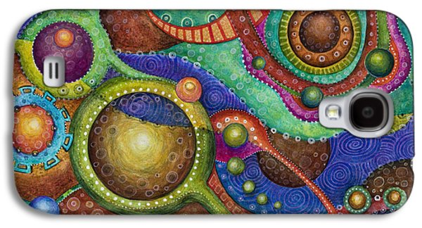 Voyage Galaxy S4 Case by Tanielle Childers