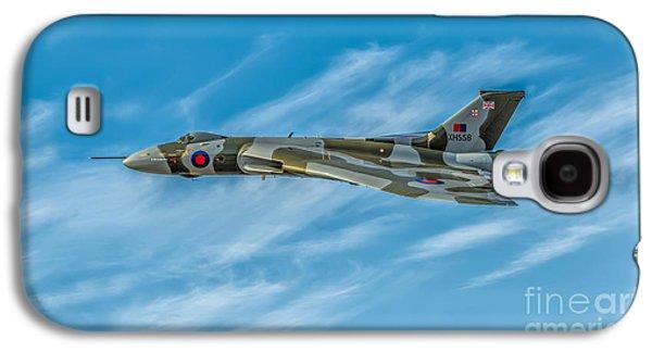Vulcan Bomber Galaxy S4 Case by Adrian Evans