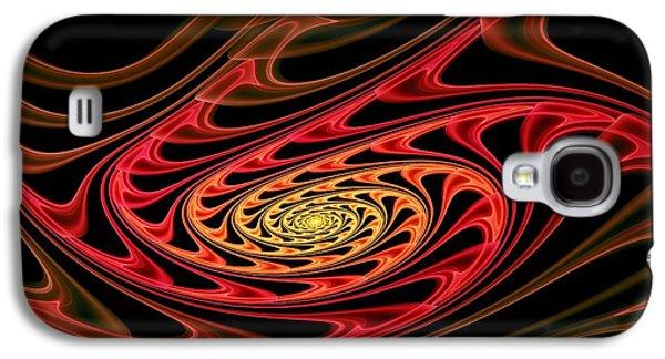 Vulcan Poetry Galaxy S4 Case