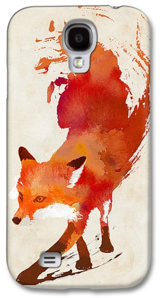 Vulpes Vulpes Galaxy S4 Case by Robert Farkas