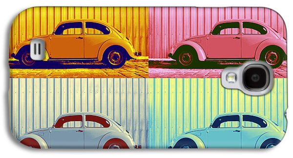 Vw Pop Autumn Galaxy S4 Case by Laura Fasulo