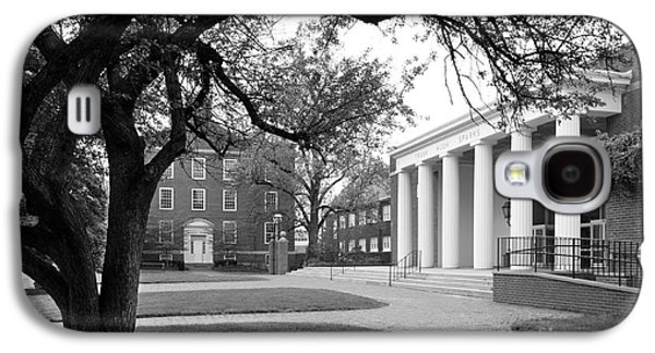 Wabash College Sparks Center Galaxy S4 Case by University Icons