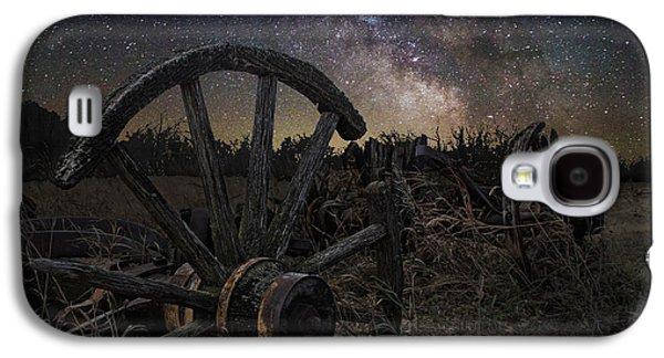 Wagon Decay Galaxy S4 Case