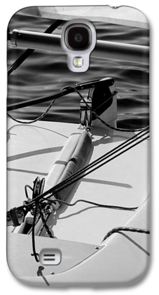 Waiting For Sailors Galaxy S4 Case by Erin Kohlenberg