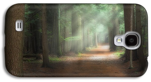 Walk In The Woods Galaxy S4 Case